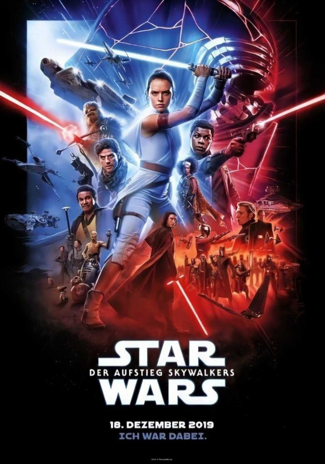 Star Wars The Rise Of Skywalker 2019 Full Movie Hd 1080p Free Download