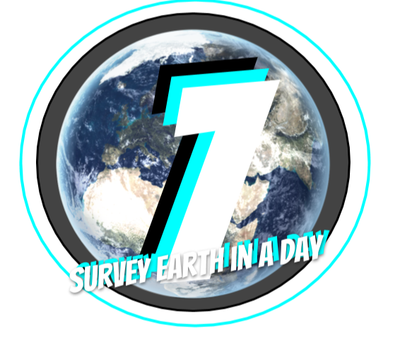 Survey Earth in a Day 7Company Logo